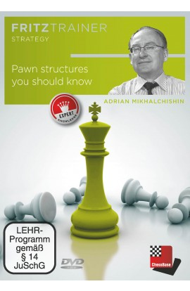 Pawn Structures You Should Know - Adrian Mikhalchishin