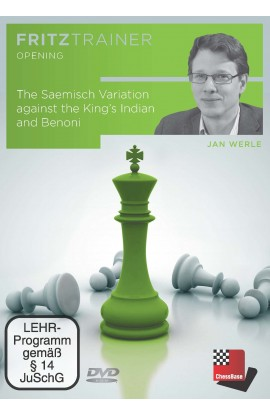 The Saemisch Variation against the King's Indian and Benoni - Jan Werle