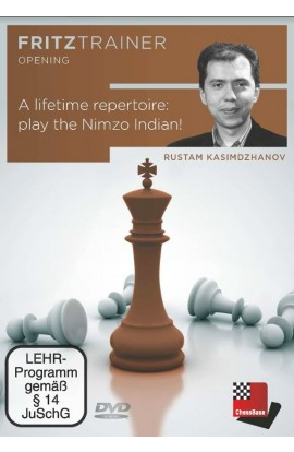 A Lifetime Repertoire - Play the Nimzo Indian! - Rustam Kasimdzhanov