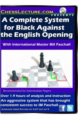 A Complete System for Black Against the English Opening Front