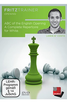 ABC of the English Opening - Lorin D'Costa