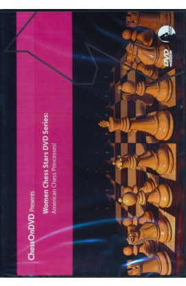 Grandmaster DVD - American Chess Princesses