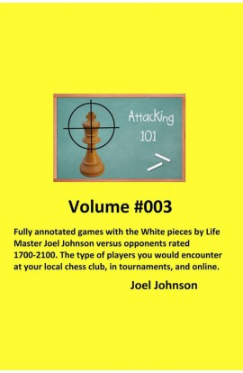 Attacking 101: Volume #003