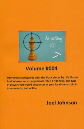 Attacking 101: Volume #004