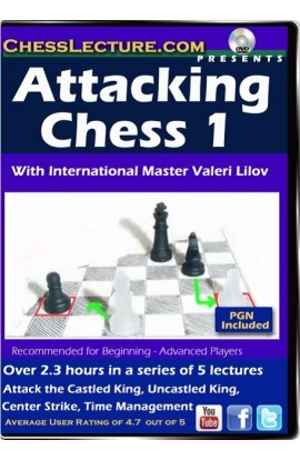 Attacking Chess 1 Front