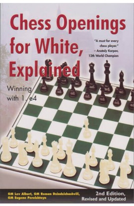 Chess Openings for White Explained
