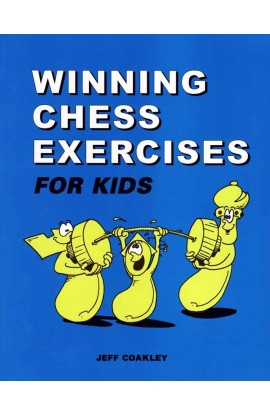 SHOPWORN - Winning Chess Exercises for Kids