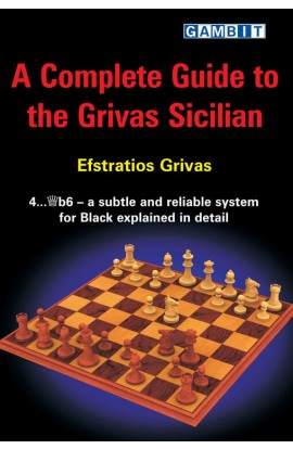 CLEARANCE - A Complete Guide to the Grivas Sicilian