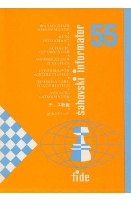 Chess Informant - ISSUE 55