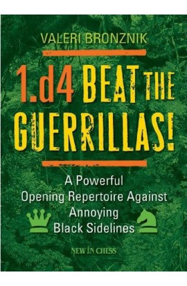 CLEARANCE - 1.d4 - Beat the Guerrillas!
