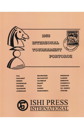 1958 interzonal Chess Tournament Portoroz