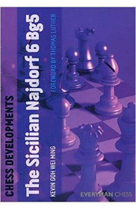 SHOPWORN - Chess Developments -  Sicilian Najdorf 6. Bg5