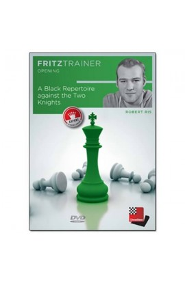 FRITZ TRAINER  - A Black Repertoire against the Two Knights - Robert Ris