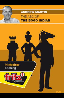 The ABC of the Bogo Indian - Andrew Martin