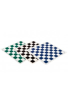 "Standard Vinyl Analysis Tournament Chess Board - 1.375"" Squares"