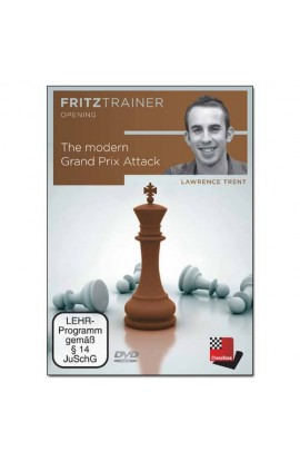 The Modern Grand Prix Attack - Lawrence Trent