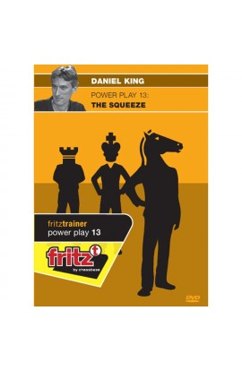 POWER PLAY - Squeeze - Daniel King - VOLUME 13