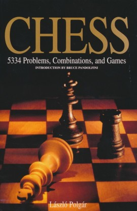 Chess - 5334 Problems, Combinations, and Games - PAPERBACK
