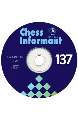 Chess Informant  - ISSUE 137 on CD