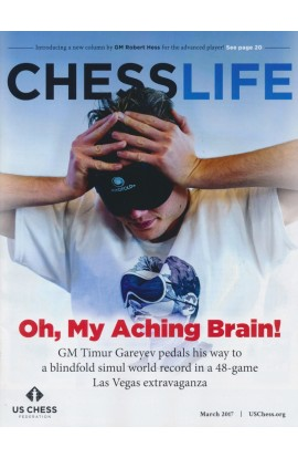 CLEARANCE - Chess Life Magazine - March 2017 Issue