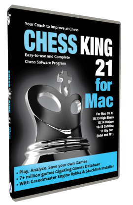 DOWNLOAD - Chess King 21 for MAC