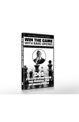 E-DVD - Win the Game with Rare Opening - D05 Colle System