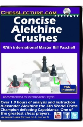 Concise Alekhine Crushes Front