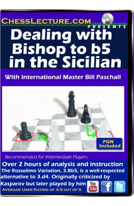 Dealing with the Bishop to b5 in the Sicilian Front
