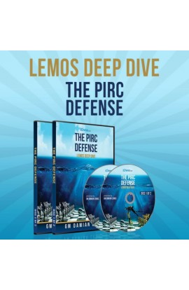 Lemos Deep Dive - #8 - The Pirc Defense - GM Damian Lemos - Over 9 Hours of Content!