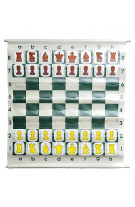 """Extra Pieces for your 28/"""" Slotted-Style Chess Demonstration Set"""