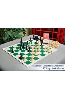 Musketeer Chess Chancellor and Archbishop Kit Bundled with HOS Luxury Plastic Chess Pieces