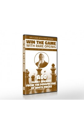 E-DVD - Win the Game with Rare Opening - A00 Dunst Opening