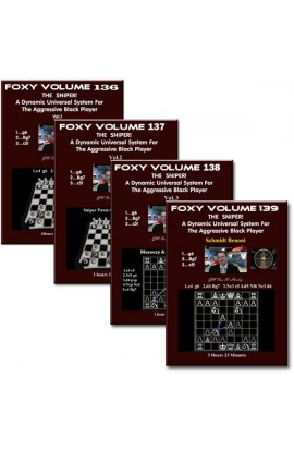 FOXY OPENINGS - COMPLETE SNIPER SET (Volume 1-4)