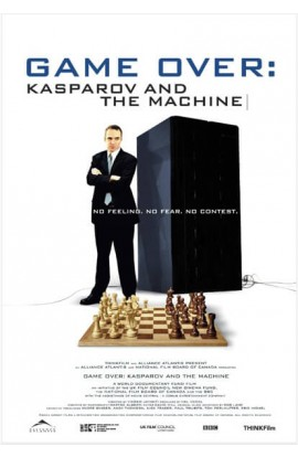 MOVIE - Game Over - Kasparov and the Machine