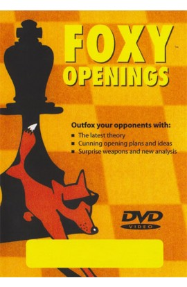 E-DVD FOXY OPENINGS - VOLUME 4 - Alekhine Defence
