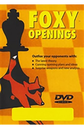 FOXY OPENINGS - VOLUME 5 - Annoying d-Pawn Openings