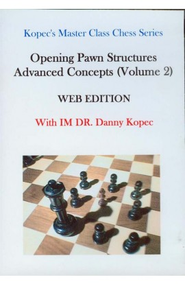 KOPEC DVD - Opening Pawn Structures Advanced Concepts - VOLUME 2