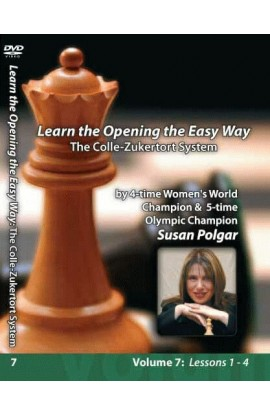 WINNING CHESS THE EASY WAY - VOLUME 7 - The Colle-Zukertort System