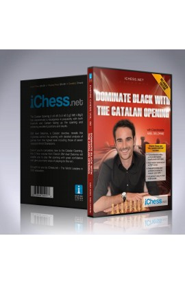 E-DVD - Dominate Black with the Catalan Opening - EMPIRE CHESS