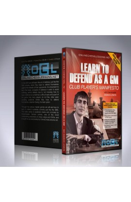 E-DVD - Learn to Defend as a GM - EMPIRE CHESS