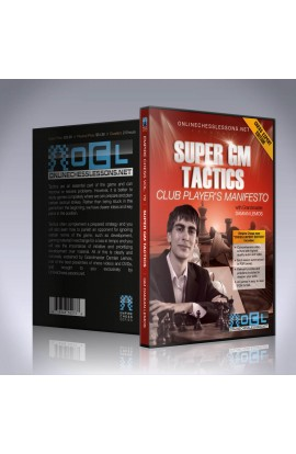 Super GM Tactics - EMPIRE CHESS