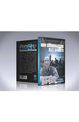 E-DVD - How Grandmasters Beat Gambits - King Pawn Openings - EMPIRE CHESS