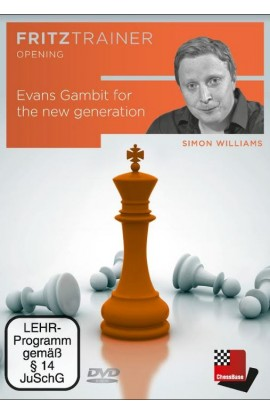 Evan's Gambit for the New Generation - Simon Williams