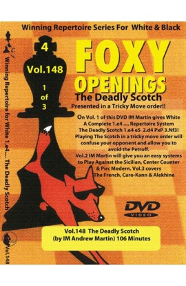E-DVD FOXY OPENINGS - VOLUME 148 - The Deadly Scotch