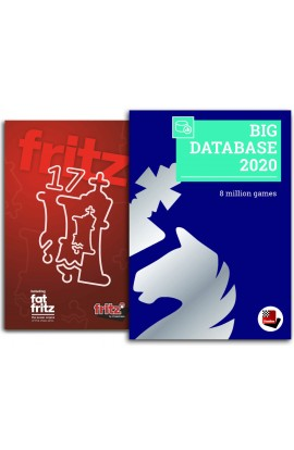 Fritz 17 + BIG DATABASE 2020 Bundle
