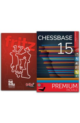 Fritz 17 + CHESSBASE 15 PREMIUM Bundle
