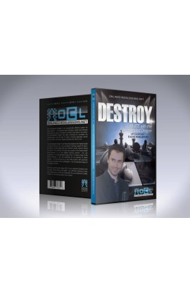 E-DVD - Destroy White with the Accelerated Dragon - EMPIRE CHESS