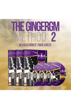 MASTER METHOD - The GingerGM Method II – GM Simon Williams - Over 15 hours of Content!