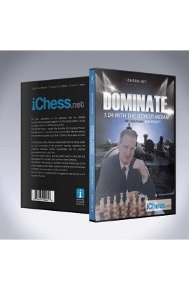 Dominate 1.d4 with The Dzindzi Indian - Ron Henley - EMPIRE CHESS