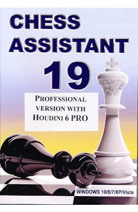 Chess Assistant 19 Professional with Houdini 6 PRO